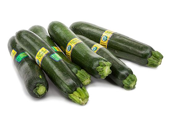 Organic Zucchini Feature